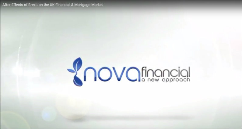After Effects of Brexit on the UK Financial & Mortgage Market