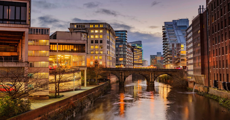 Manchester now offers some of the best property investment values in the world