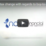 The recent tax change with regards to buy-to-let mortgage interest