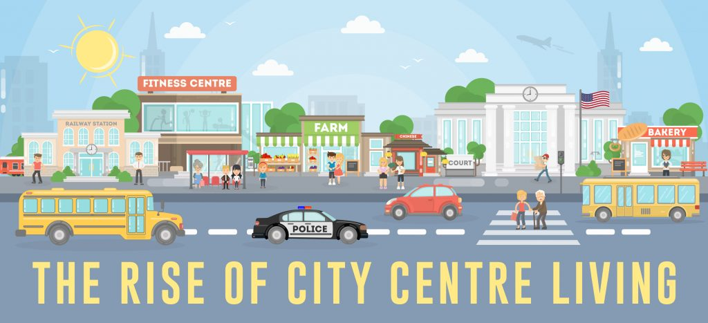 The Rise of City Centre Living