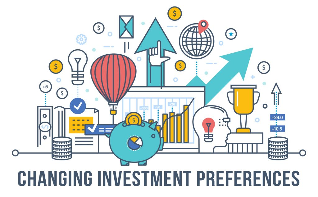 Changing Investment Preferences