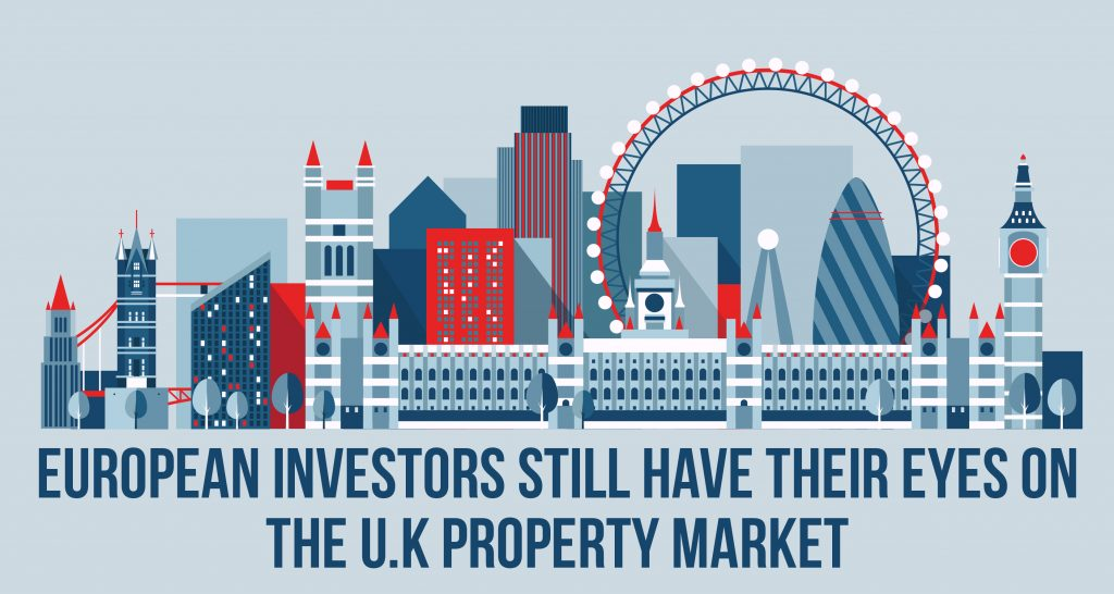 European Investors still have their eyes on the U.K property Market