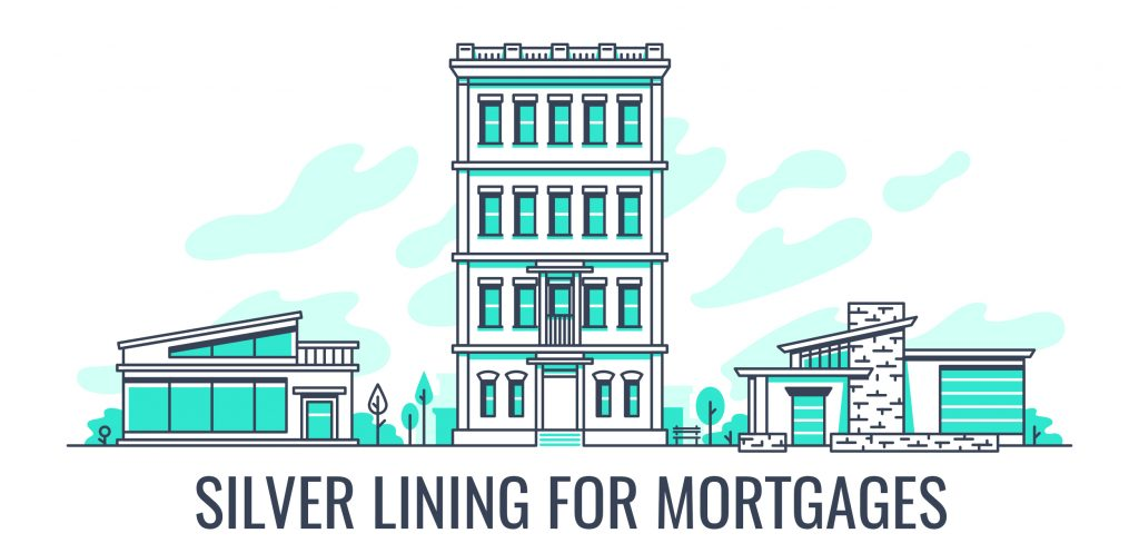 Silver lining for Mortgages