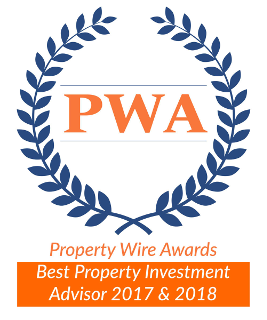 PW Best Property Investment Advisor 2018: