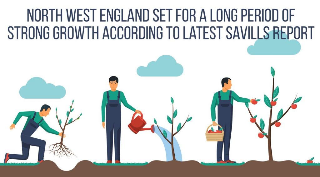 North West England set for a long period of strong growth
