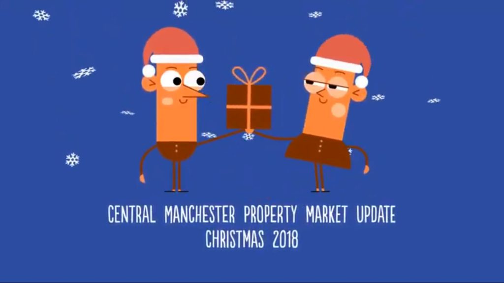 Property Market Update – Central Manchester – December 2018