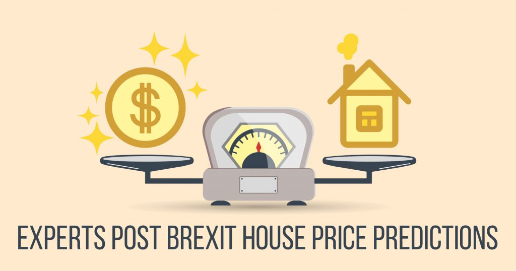 Experts Post Brexit House Price Predictions