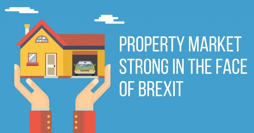 Property Market Strong in the Face of Brexit