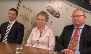 Property TV   Property Question Time – S1 Ep94 Paul Mahoney, Mary Anne Bowring and Stefano Lucatello