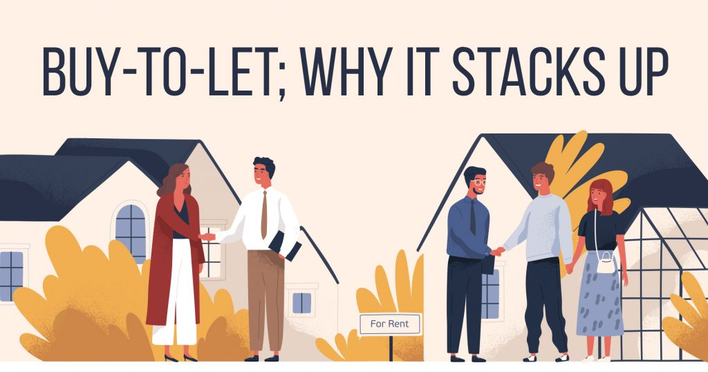 Buy-to-let; Why it stacks up