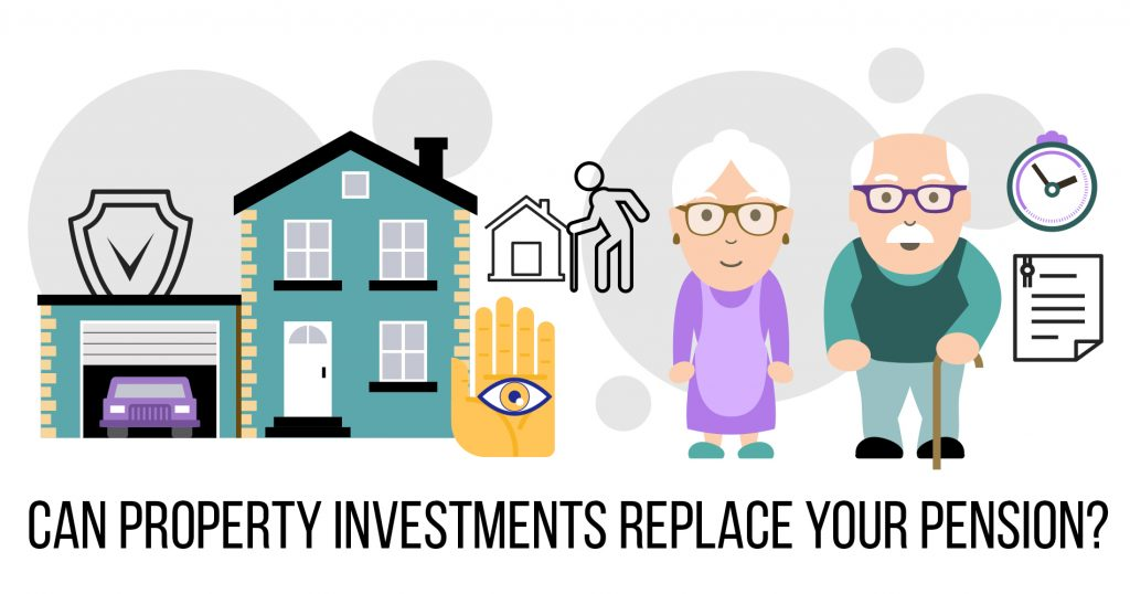 Can Property Investments Replace Your Pension?