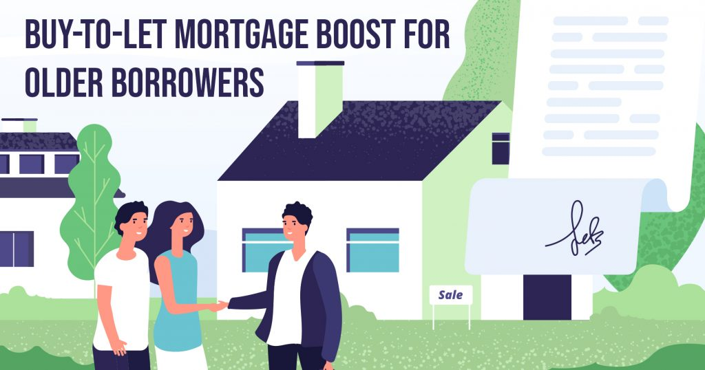 Buy-To-Let Mortgage Boost for Older Borrowers