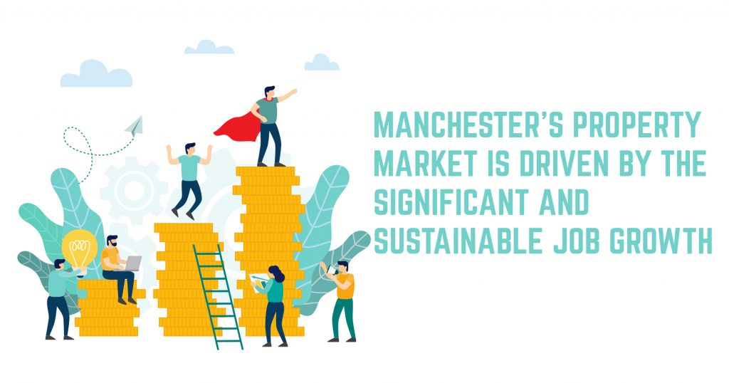 Job Growth Driving the Property Market in Manchester