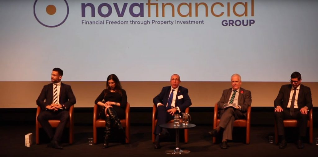 National Landlord Investment Show 2018 – Property Panel Debate with Paul Mahoney