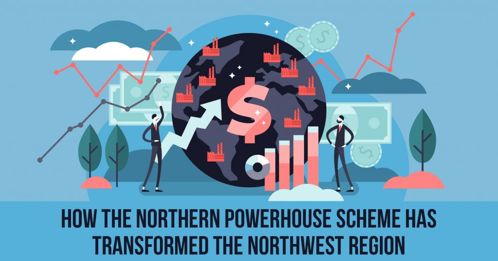 How the Northern Powerhouse Scheme Has Transformed the Northwest Region