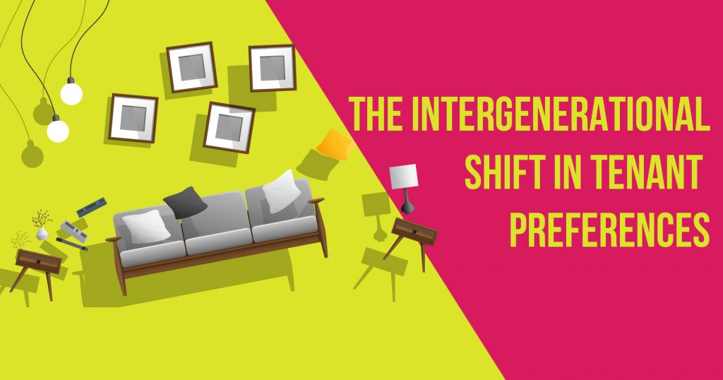 The Intergenerational Shift in Tenant Preferences
