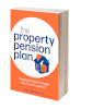 The property pension plan book icon