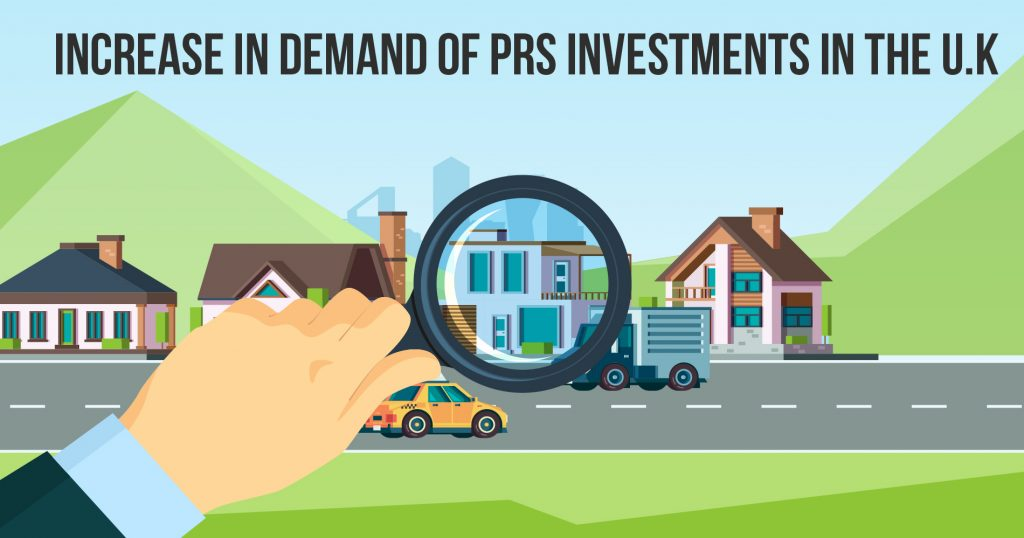 Increase in Demand of PRS investments in the U.K