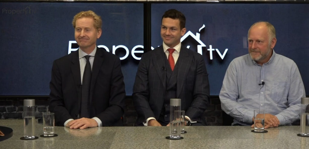 Property TV – Property Question Time – S2 EP 4 – John Howard, Trevor Leggett and Paul Mahoney