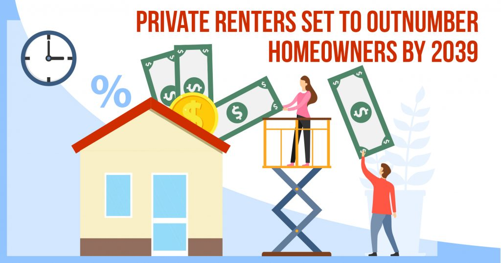 Private Renters Set to Outnumber Homeowners By 2039