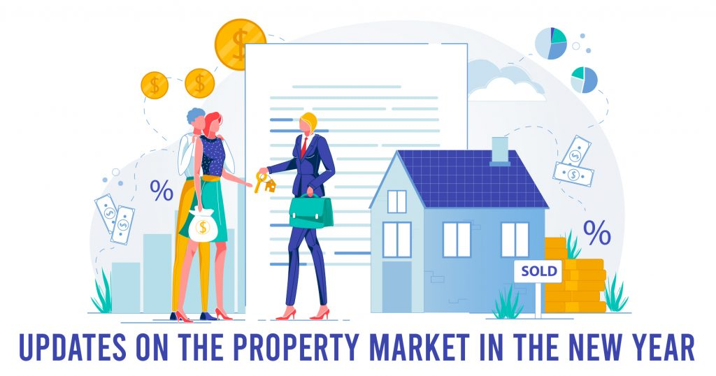 Updates on The Property Market in The New Year