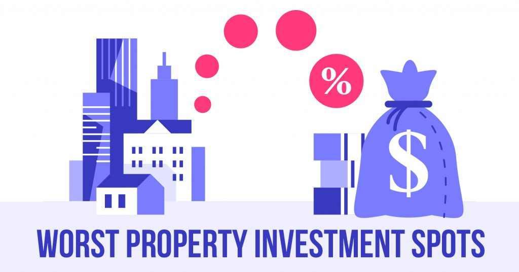 Worst Property Investment Spots